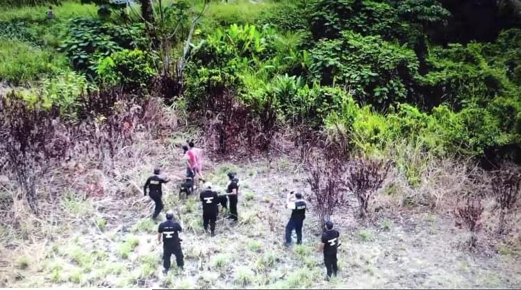 image for Operativo en los terrenos contiguos a Sta Rosa -Río Itaya