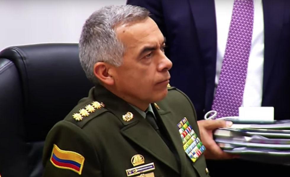 image for Fiscalía archivó investigación contra el general Atehortúa