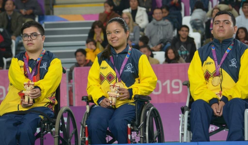 image for Colombia abandera delegación de 69 atletas a los Juegos Paralímpicos de Tokio