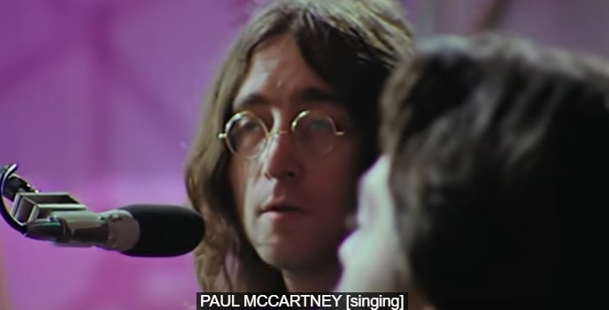 image for Primer tráiler de The Beatles