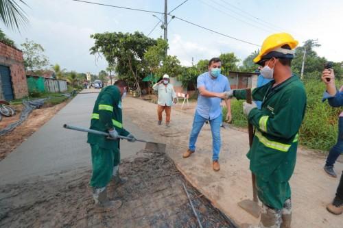image for Pavimentação de estradas começa ainda em outubro / Governador