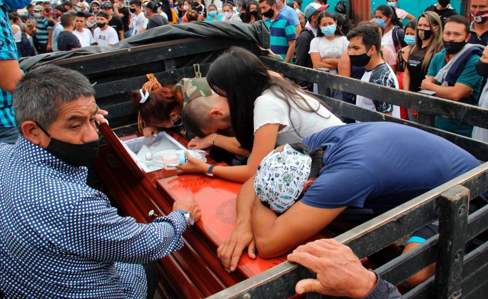 image for ONU condena masacre de jóvenes en Nariño