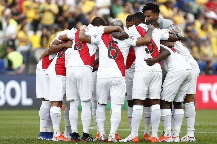 image for Perú clasifica a cuartos en la Copa América