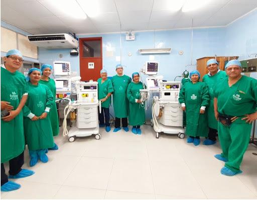 image for EsSalud renovó sus equipos de anestesia