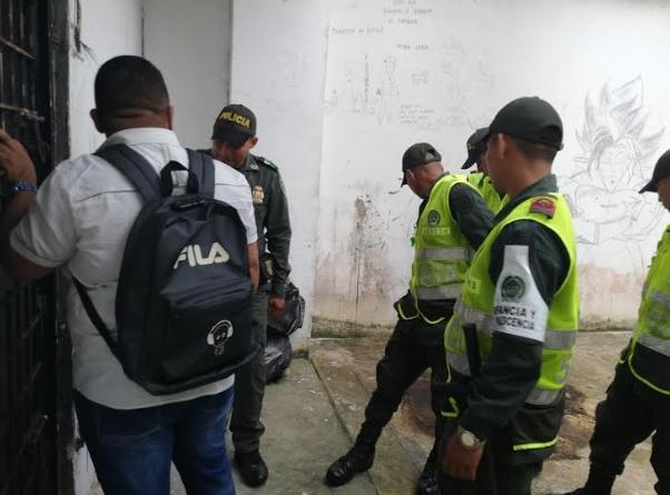 image for Policía nacional realiza plan de registro en centro de atención al menor