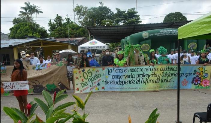 image for Día mundial del medio ambiente en el Amazonas