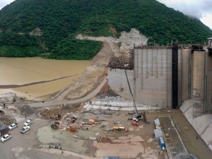image for Opción cambio de contratistas de construcción y de interventoría de Hidroituango