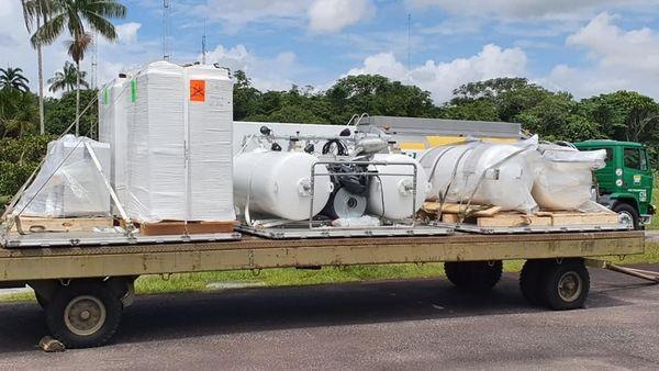 image for Usina de Oxigênio será instalada para atender a UPA e maternidade