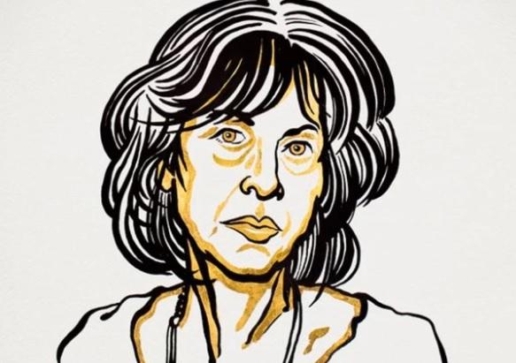 image for Premio Nobel de Literatura a la poeta estadounidense