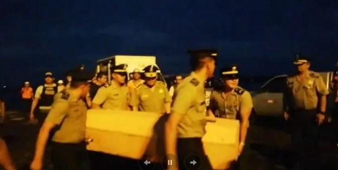 image for Policía  en Tabatinga será enterrado hoy