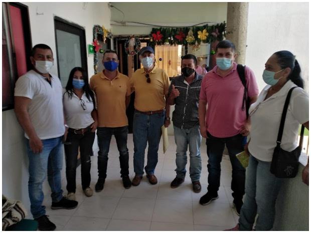 image for 50 predios bovinos del Putumayo inician su proceso de certificación sanitaria