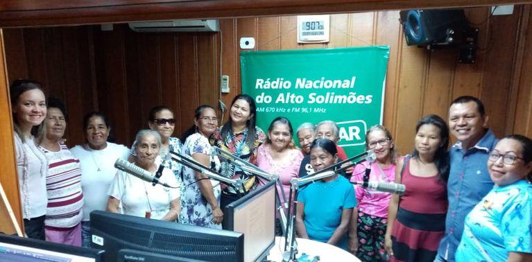 image for Programa Recados recebeu os professores Pedro Rapozo e Jonas Dias