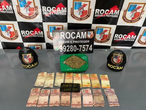 image for Detêm homem com drogas no porto de Tabatinga