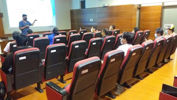 image for Capacitación al personal de prevención y control del dengue / Provincia de Tocache