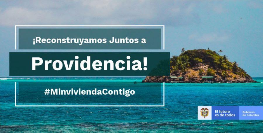 image for Gobierno invita a empresas privadas para que se unan a la reconstrucción de Providencia