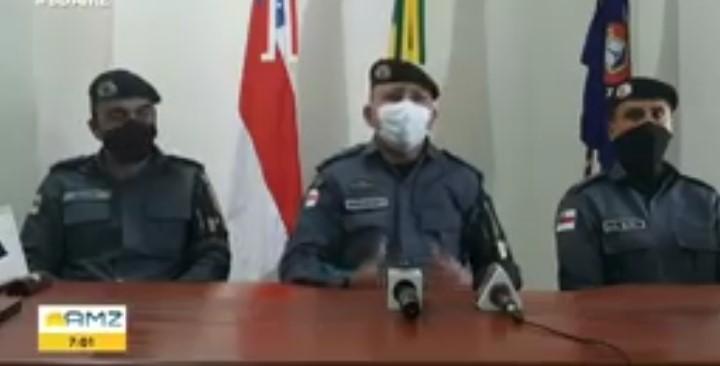 image for Policia Militar alerta para ataques de facções à cidades no Alto Solimões