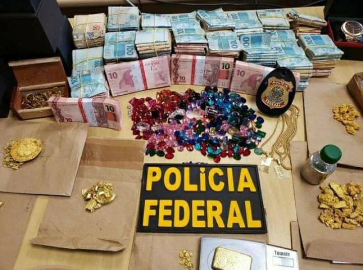 image for Polícia Federal deflagrou a Operação Alóctonas no município de Japurá