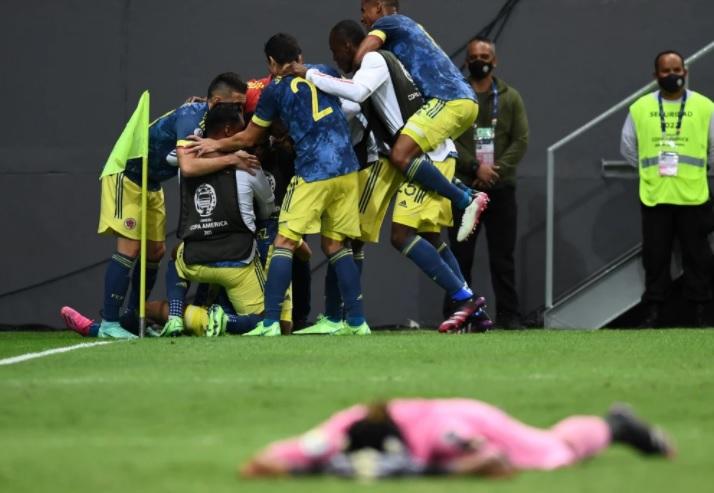 image for Colombia se quedó con tercer puesto en Copa América
