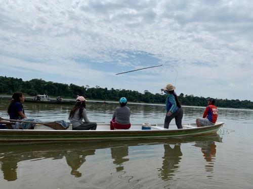 image for Novo acordo de pesca define regras para complexo hídrico do Lago do Caiau