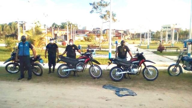 image for Serenazgo de Belén refuerza seguridad en los parques