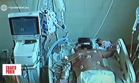 image for Táctica de colocar a los pacientes más críticos con COVID-19 boca abajo