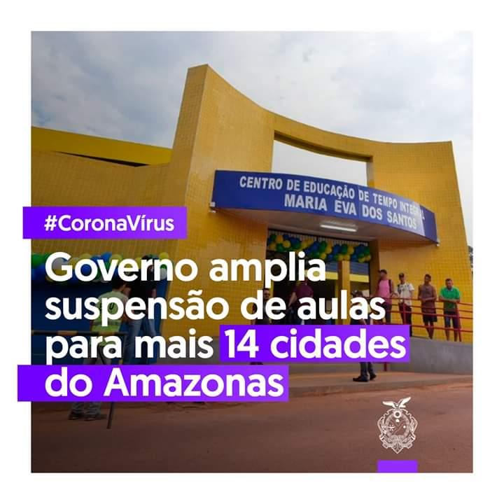 image for Medida prevista em novo decreto assinado pelo governador Wilson Lima