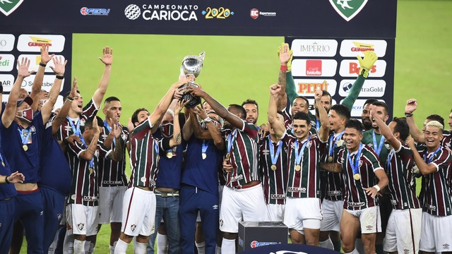 image for Fluminense bate Flamengo nos pênaltis