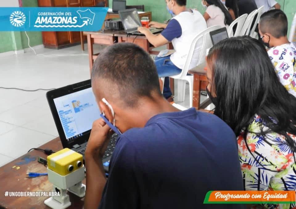 image for Taller de robótica escuela San Fernando / San Sebastian de Los Lagos
