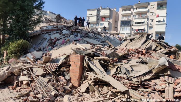 image for Terremoto sacude Grecia y Turquía