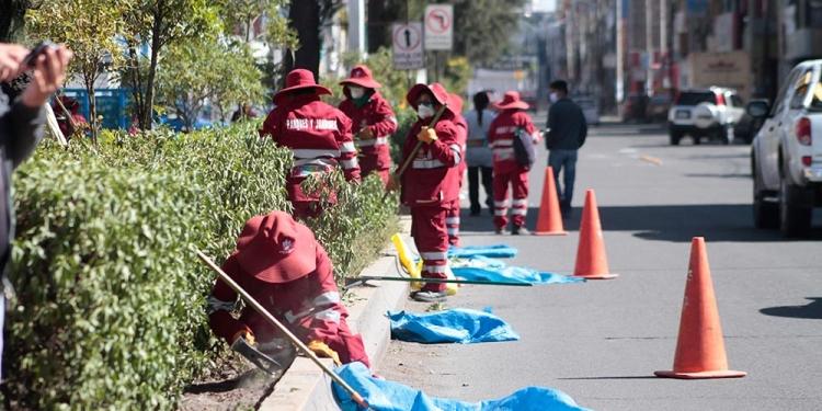image for Coronavirus asecha a trabajadores municipales de Arequipa