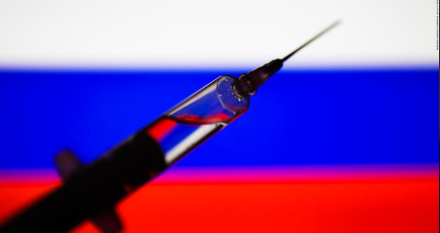 image for Documentación de su segunda vacuna a la OMS / Rusia
