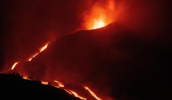 image for Erupción del Volcán en Cumbre Vieja