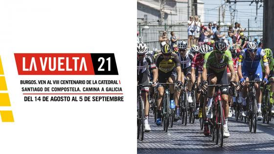 image for Conteo regresivo para el comienzo de la Vuelta a España 2021