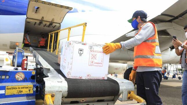 image for Loreto recibirá 32 mil dosis de Sinopharm