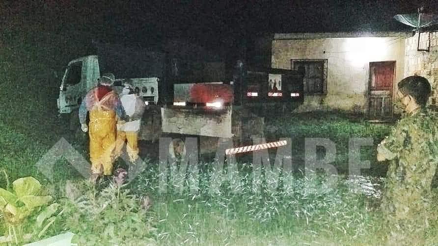 image for Cuerpo sin vida fue levantado en la ciudad vecina