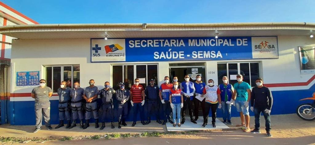 image for Equipes reforçam fiscalização no comércio Eirunepeense