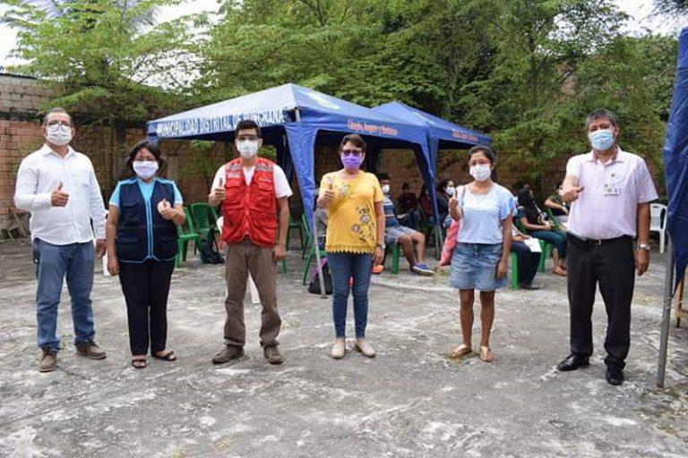 image for Punchana protegerá a adultos mayores y personas con discapacidad ante pandemia