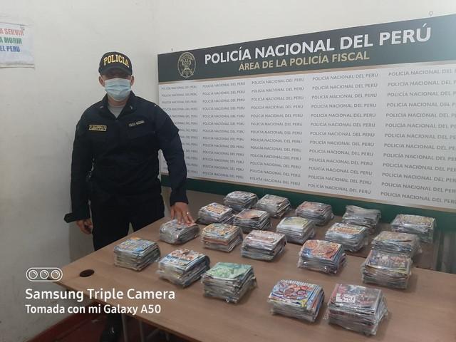 image for Incauta más de 900 unidades de discos reproducidos ilegalmente