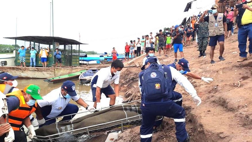 image for Buscas por desaparecidos em naufrágio no Alto Amazonas são encerradas