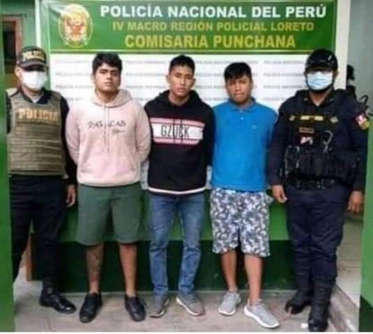 image for Juzgado de Investigación Preparatoria dispuso la libertad de tres sujetos