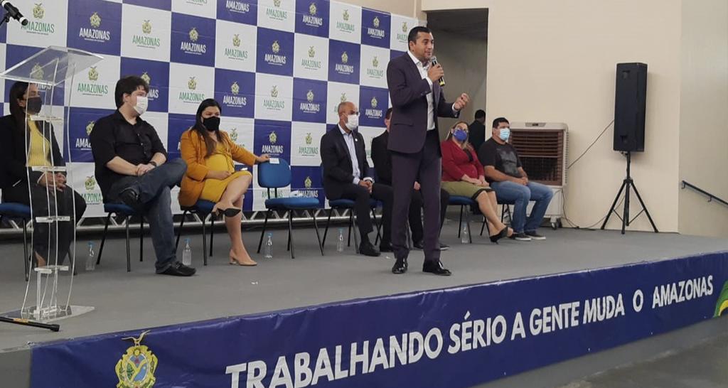 image for Governo do Amazonas anuncia abono do Fundeb