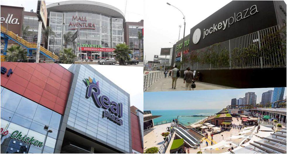 image for Centros comerciales abren después de tres meses