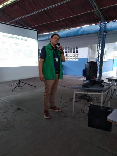 ICBF forma en derechos sexuales a agentes educativos en el Amazonas