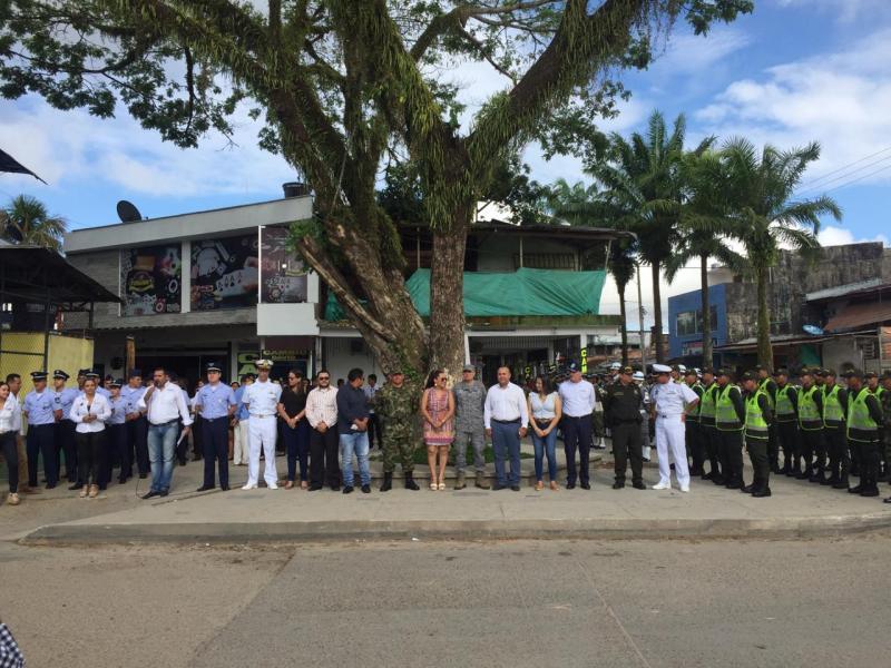 Acto de Soberanía fortalece las relaciones de hermandad entre Brasil y Colombia