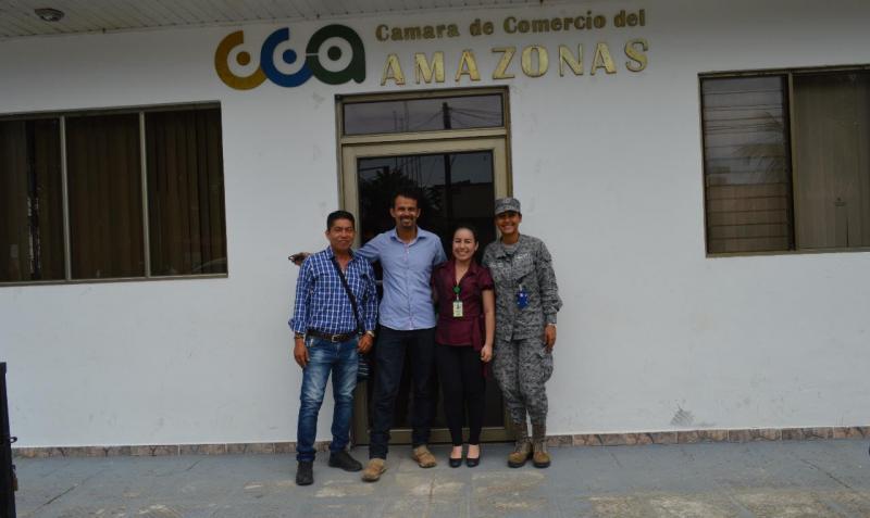 Con semillero periodístico se busca disminuir la deserción escolar en el Amazonas