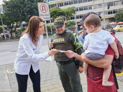 ICBF hace llamado a alcaldes a que adopten medidas para evitar niños lesionados con pólvora