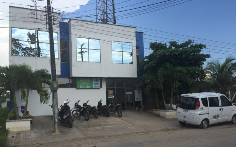 CITACIÓN Y EMPLAZAMIENTO - ICBF CENTRO ZONAL LETICIA