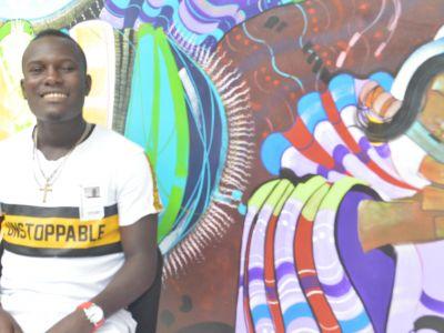 Hijo del ICBF aspira a tener un cupo como jugador en un equipo europeo de fútbol