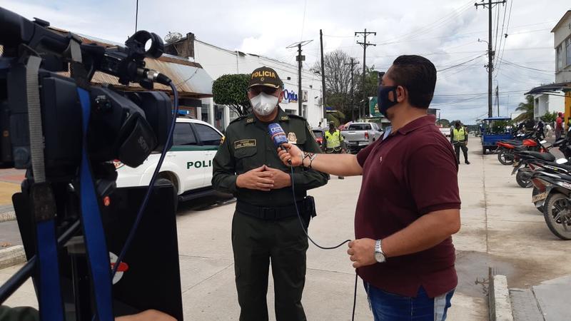 Policía En Amazonas entrega recomendaciones para evitar los delitos informáticos