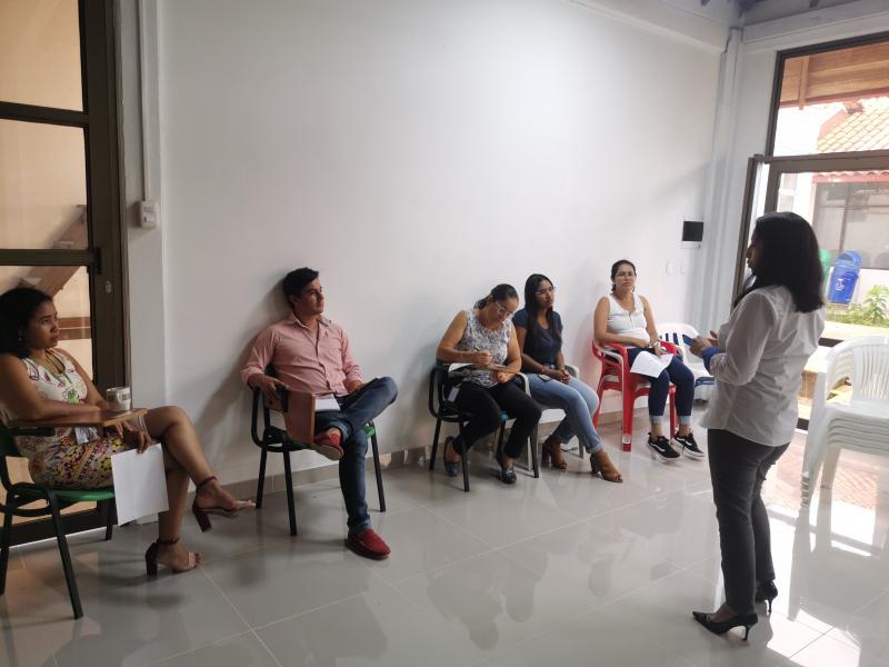 La Regional Amazonas fortalece la Seguridad y Salud en el Trabajo de sus colaboradores